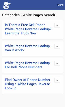 People Search Premium 1.0 screenshot 10023