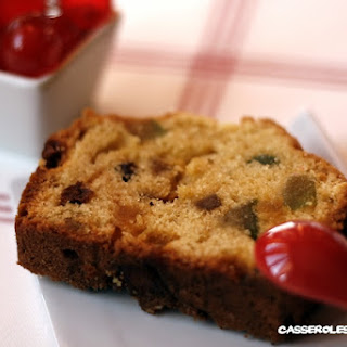 Candied Fruit Cake Recipe