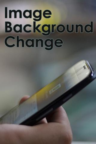 Image Background Change