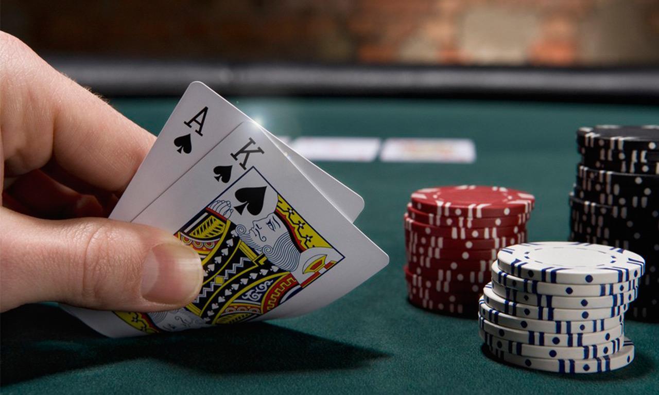 card games texas holdem