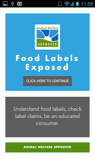 AWA Food Labels Exposed
