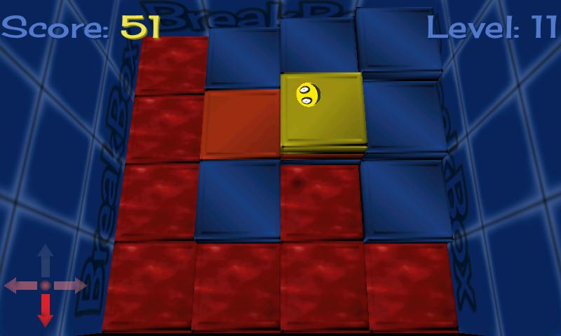 BreakBox free 3D arcade game- screenshot