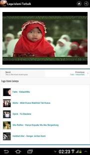 Lagu Islami Terbaik
