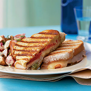 Turkey Panini Recipes.