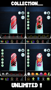 Monster Nail Art v48.2