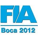 FIA Boca 2012 logo