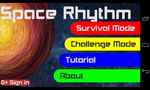 玩街機App|Space Rhythm免費|APP試玩