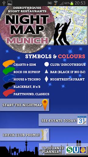 Nightmap München