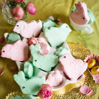 How To Make Marshmallow Peeps