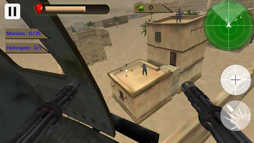 玩動作App|直升机沙漠行动免費|APP試玩