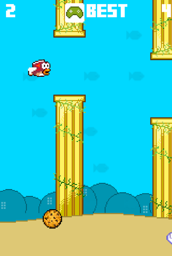 Splashy Fish™ - screenshot
