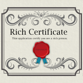 Rich Certificate