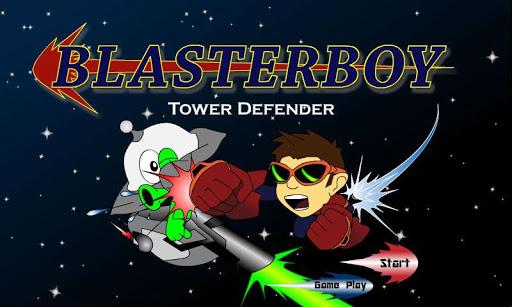 Blaster Boy