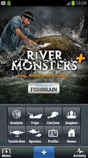 River Monsters+ - screenshot thumbnail