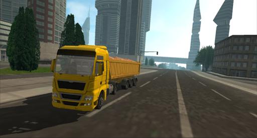 Truck Simulator : City 1.4 screenshots 4
