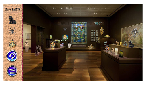 Hidden Objects Museum