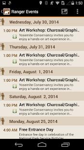Chimani Yosemite National Park - screenshot thumbnail