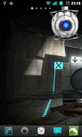Screenshot of Cores Live Wallpaper