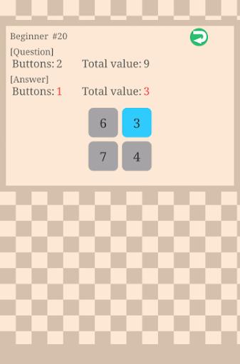 Calculation Puzzle Addition