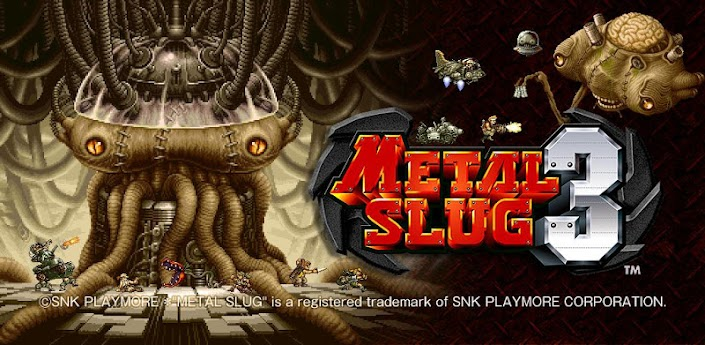 Metal Slug 3 Android İndir