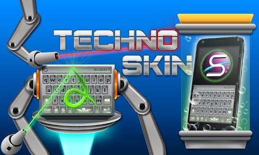 SlideIT Techno Skin