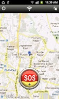 Screenshot of SOS My Location - GPS Tracker