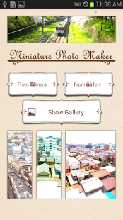 Miniature Photo Maker