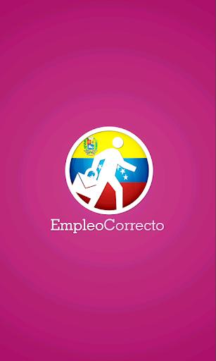 Empleo Correcto Venezuela