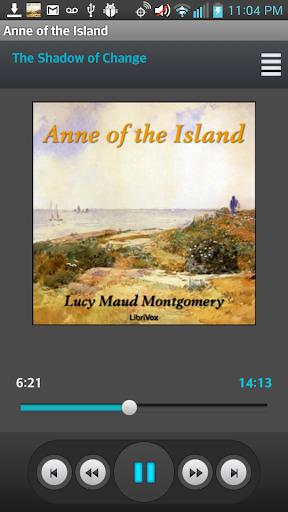 Anne of the Island Audio Book
