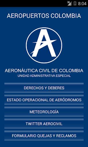 Aeropuertos Colombia
