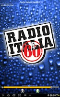 Screenshot of Radio Italia 60 NordEst