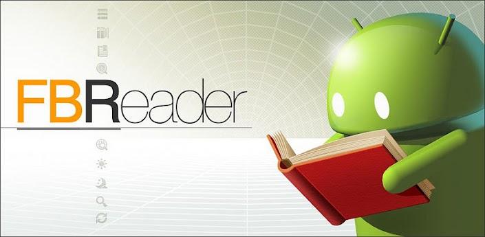 FBReader - читалка fb2 скачать для андроид