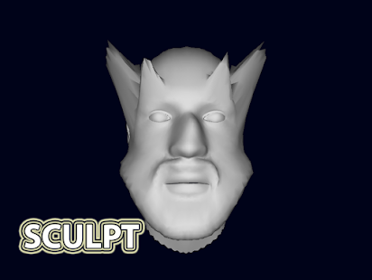 d3D Sculptor - screenshot thumbnail