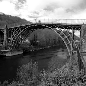 Ironbridge, England by Benny Berget - Buildings & Architecture Bridges & Suspended Structures