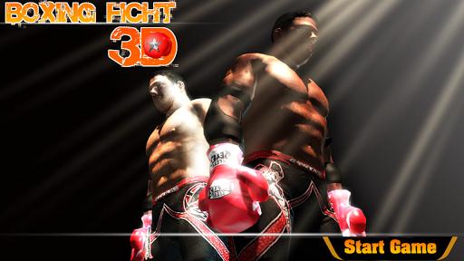 拳擊免費遊戲(3D)