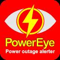 PowerEye Pro AC outage alert icon