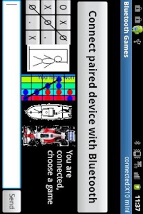 Bluetooth games FREE - screenshot thumbnail