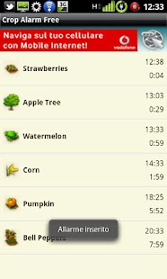 Crop Alarm Free- screenshot thumbnail