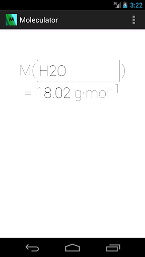 Moleculator