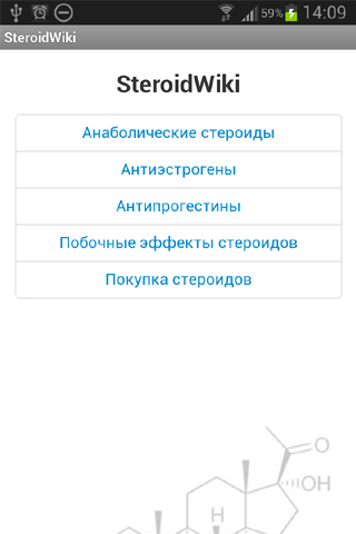 Энциклопедия стероидов