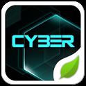 Cyber GOLauncher EX Theme icon
