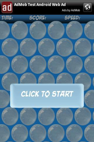 Bubble- screenshot