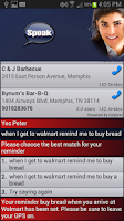 Screenshot of EVAN Free - Voice Assistant