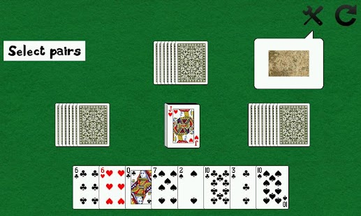 Old Maid- screenshot thumbnail