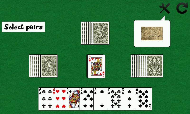 Old Maid- screenshot