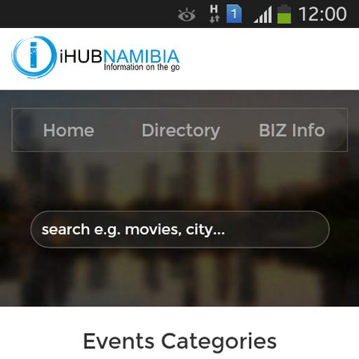 iHub Namibia 娛樂 LOGO-玩APPs