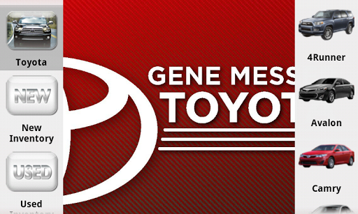 Gene Messer Toyota