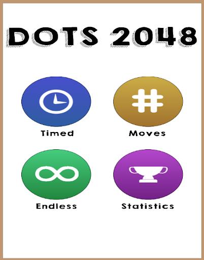 Dots 2048
