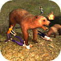 Grizzly Bear Attack 3D icon
