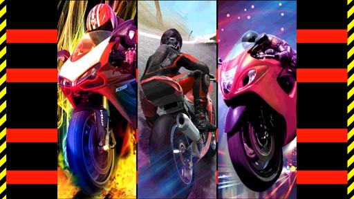 真正的摩托駕駛3D